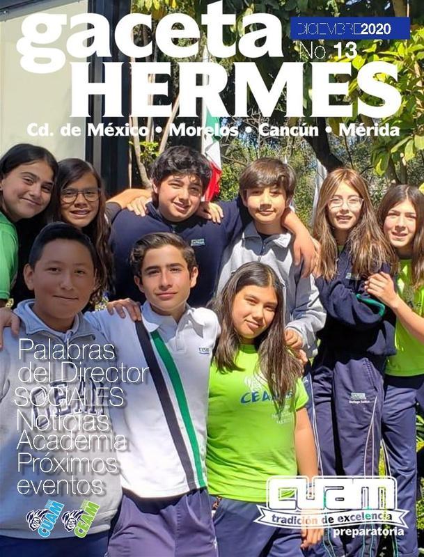 Gaceta Hermes diciembre 2020