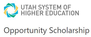 Opportunity Scholarship
