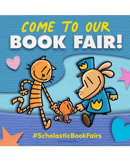 CES Scholastic Book Fair is Coming! Featured Photo