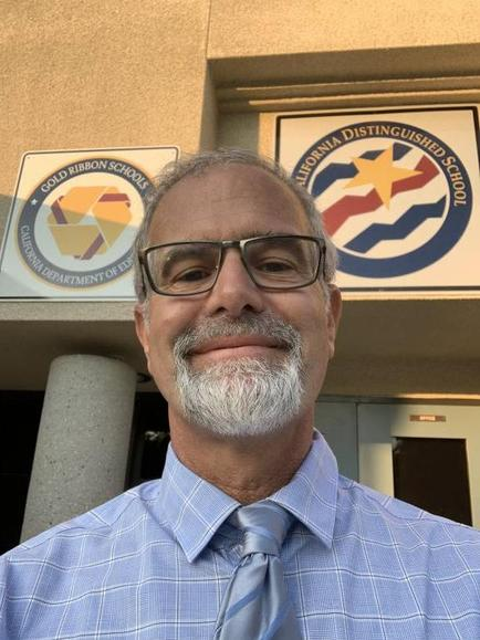 Greg Morton, NRES Assistant Principal