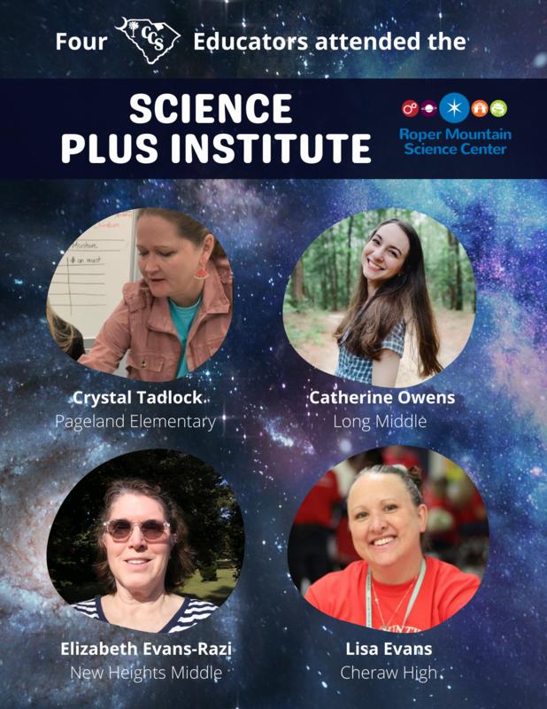 2021 Science Institute Featured Photo