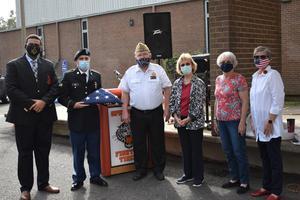 OHS Veterans Day presenters