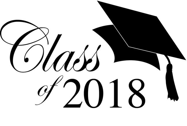 Class of 2018 clipart