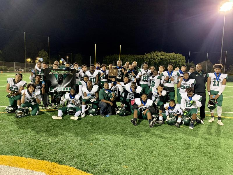 Donate to Gardena High School Football! Featured Photo