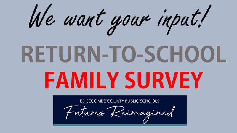 Return to School Survey Featured Photo