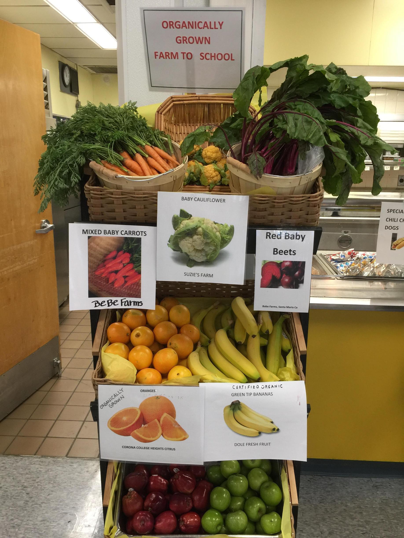Farm To School Produce