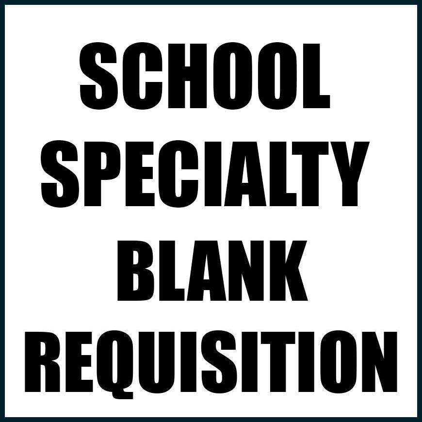 School Specialty requisition