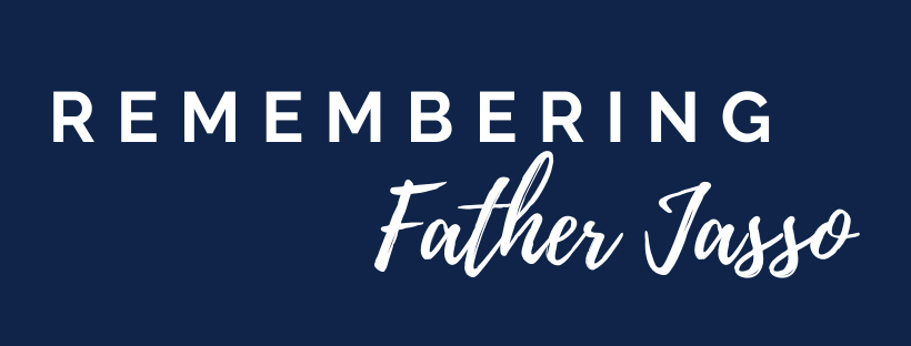 Remembering Father Jasso