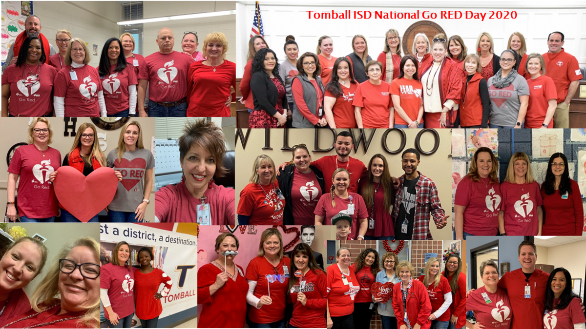 Go Red Day 2020
