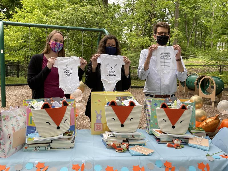 Surprise Baby Shower for Teachers Featured Photo