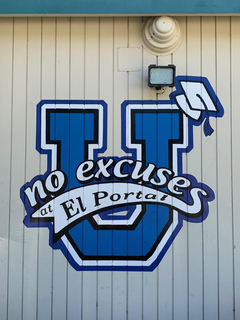 No Excuses University at El Portal