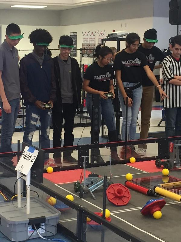 WHS Robotics Makes it to Semi-Finals Thumbnail Image