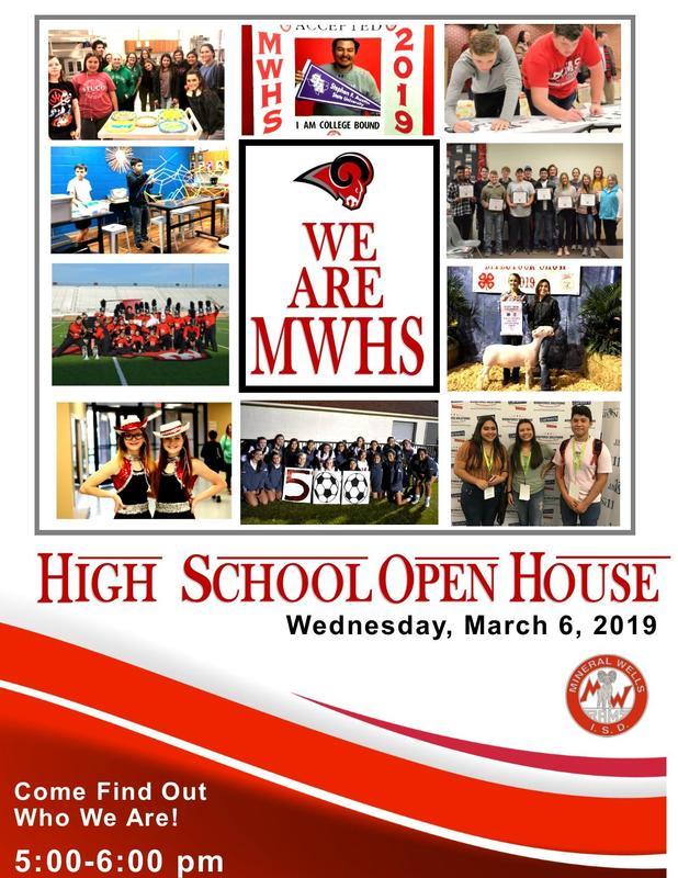 MWHS OPEN HOUSE