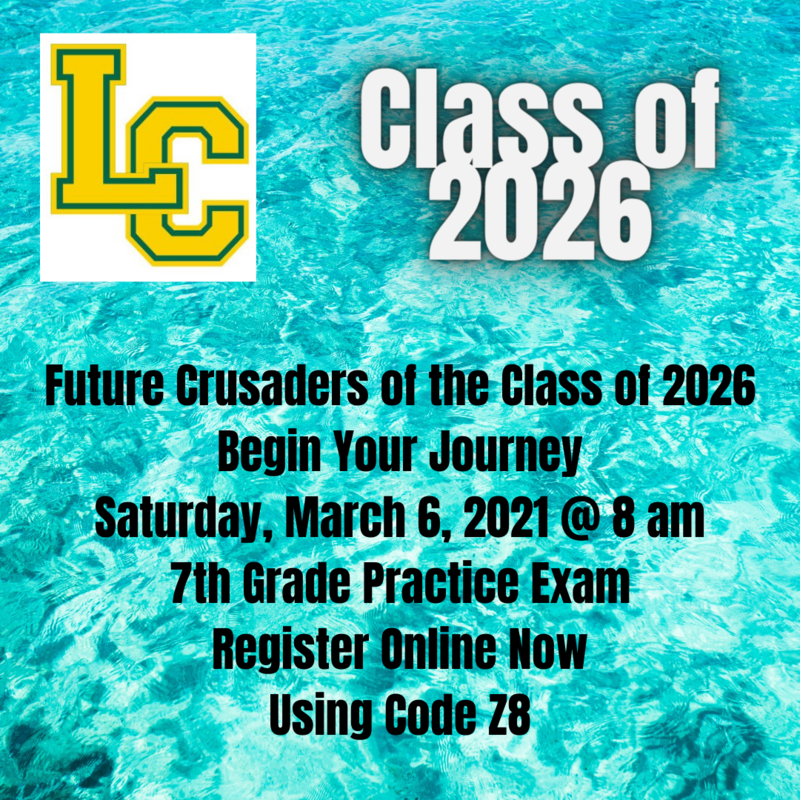 Class of 2026 7th Grade Exam Featured Photo
