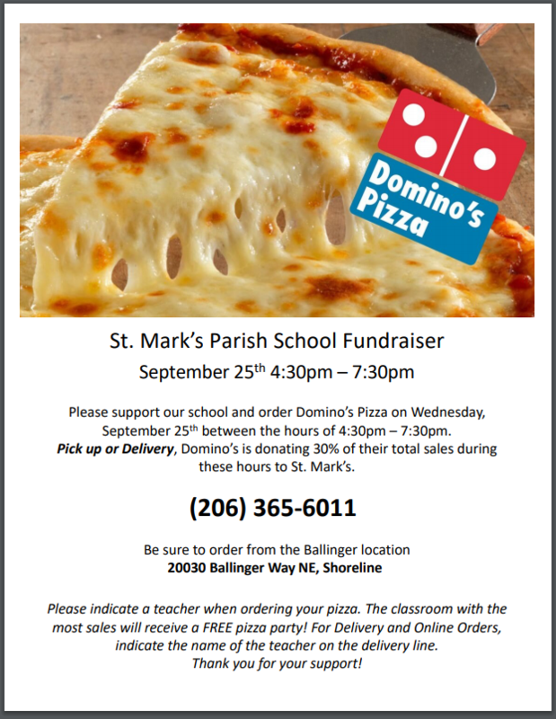 Come join us for this delicious fundraiser