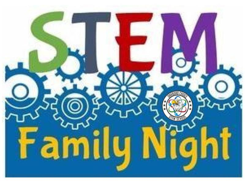 Family Stem Night Featured Photo
