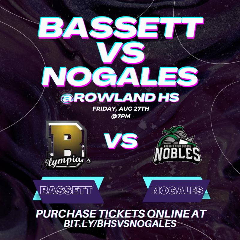 BHS vs Nogales