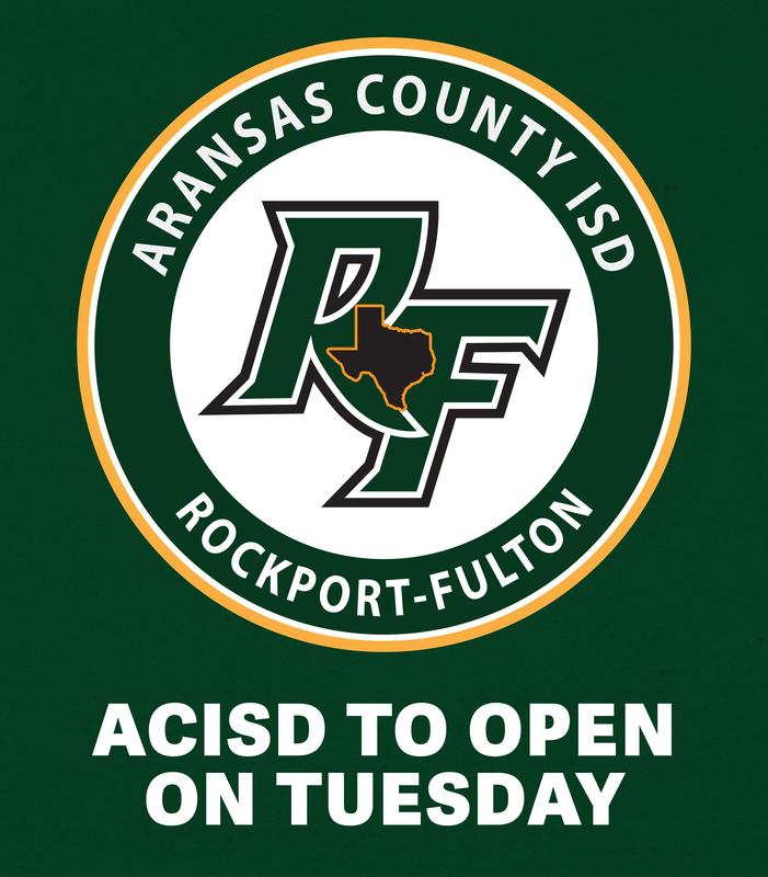 ACISD to Open on Tuesday, September 14