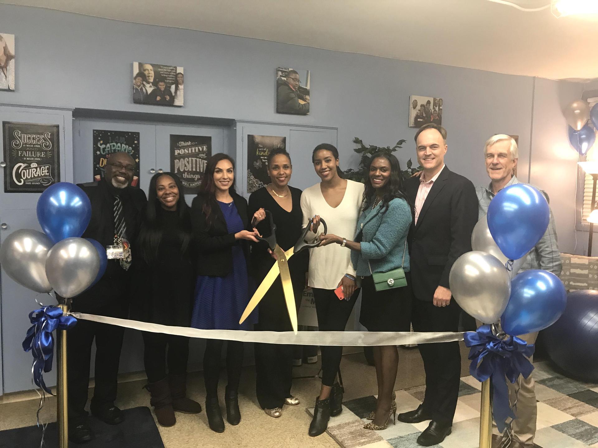 Wellness Center Opens