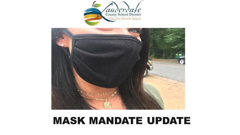 Mask Mandate Graphic