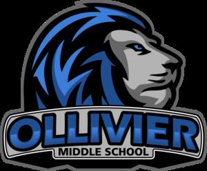 Lion Head with Ollivier Logo