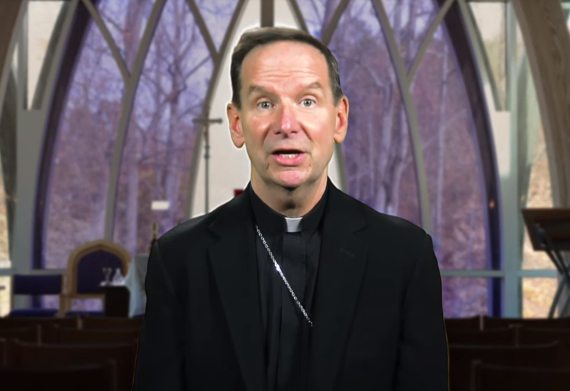 Message from Bishop Burbidge to Students, Parents and Faculty Featured Photo