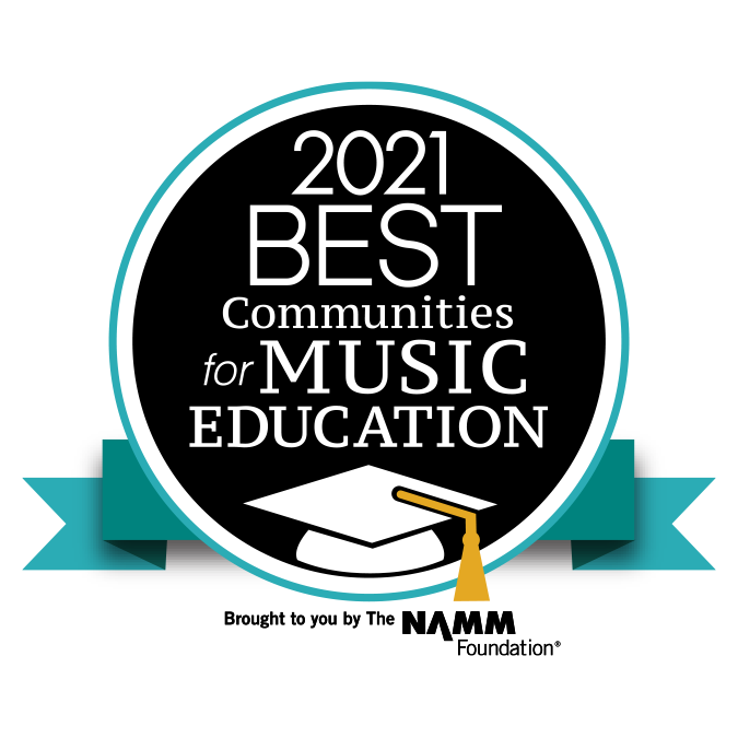 Lovejoy ISD's Music Education Program Receives Repeat National Recognition Featured Photo