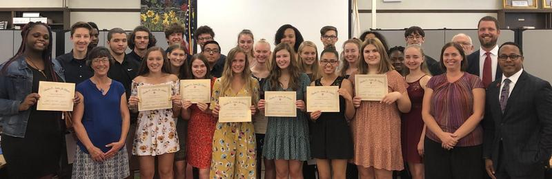 Rocky Seniors Honored for Academic Excellence Featured Photo