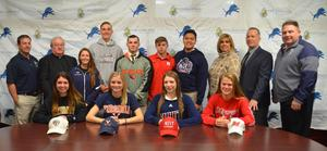 PJ Class of 2019 Fall Signing Day