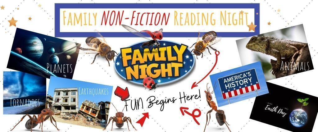 Non Fiction Night