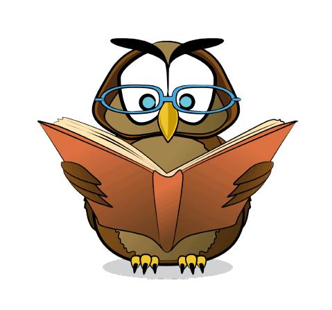 Owl Reading