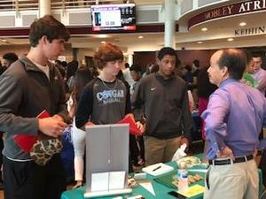 College Fair at ECC