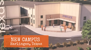 New campus to be built in Harlingen, Texas