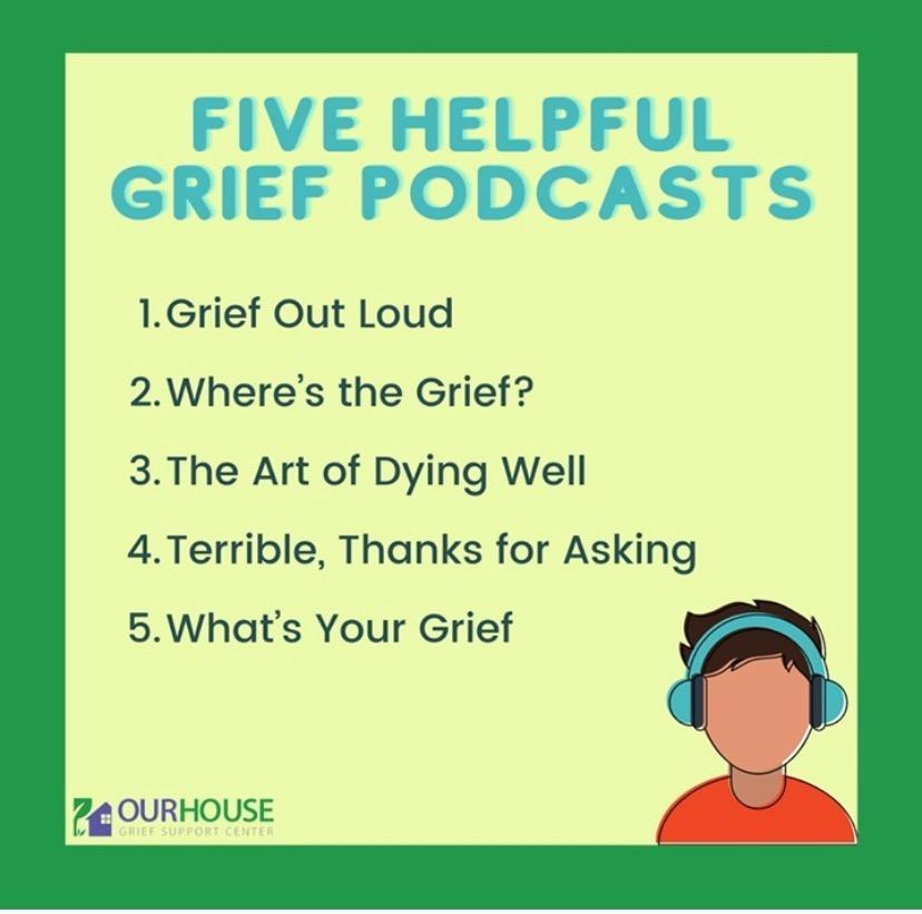 Grief Podcasts