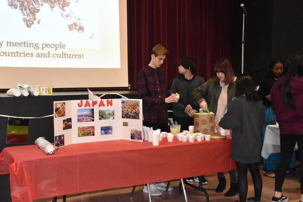 Cultural Day presentation