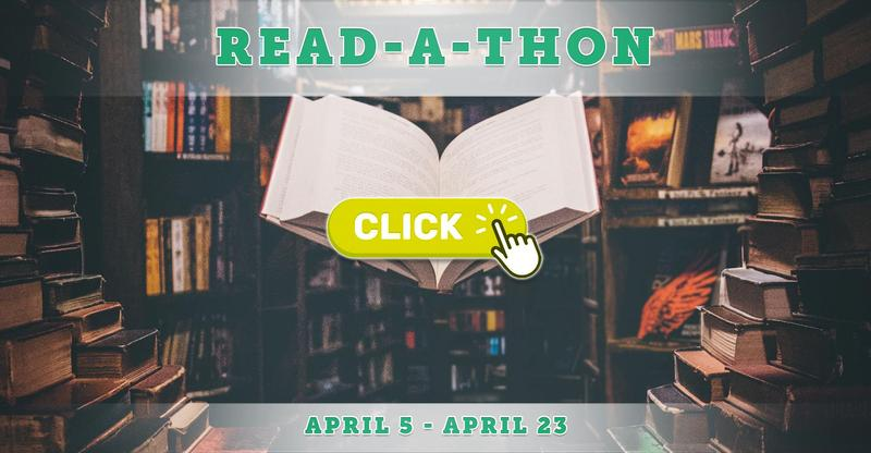 Mabel Paine Read-a-Thon Coming April 2021