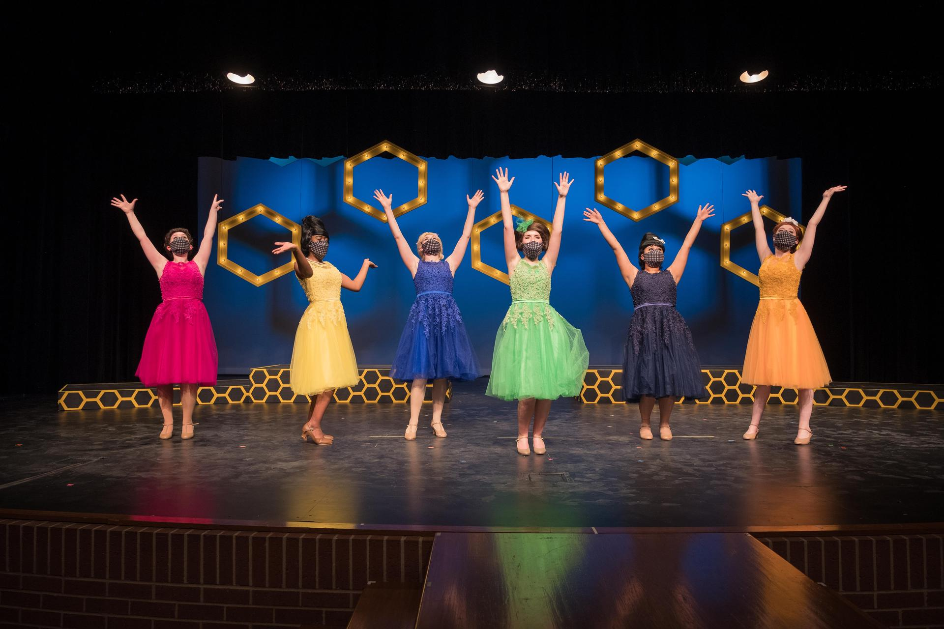 LHS Musical: Beehive: The Musical