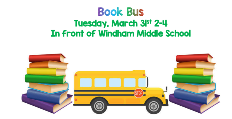 WPS Book Bus