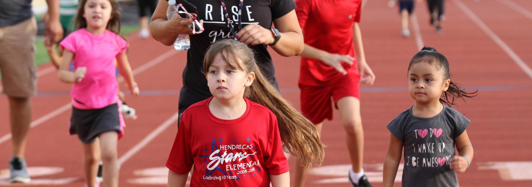 McAllen Kids Marathon