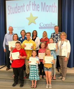 November Student of the Month 2018