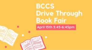 Drive Through Book Fair