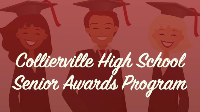 2021 senior awards program