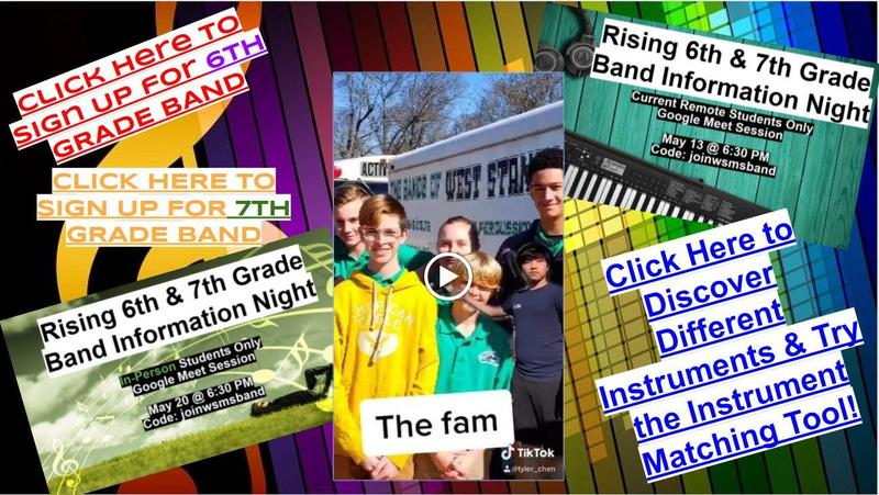 Band Information Featured Photo