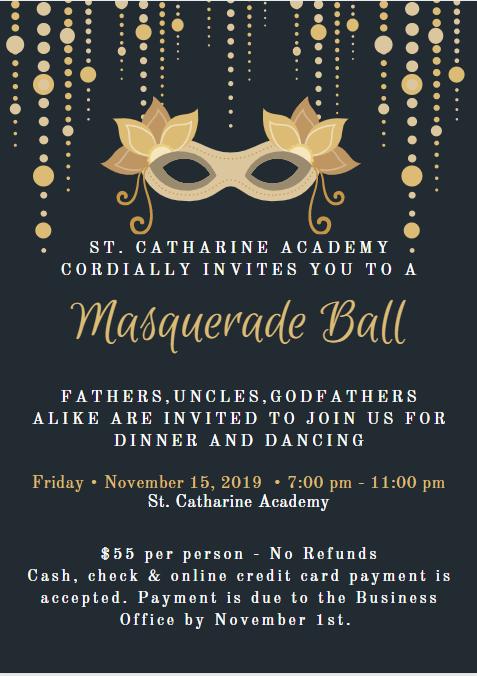 ball invite