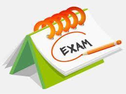 Spring Exam Schedule Thumbnail Image