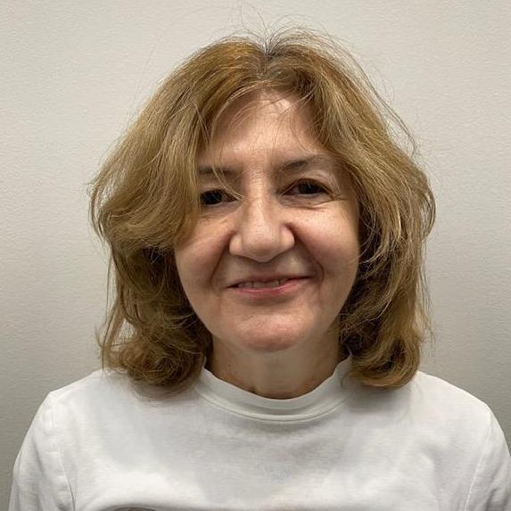 Vasiliki (Vicky) Klarevas's Profile Photo