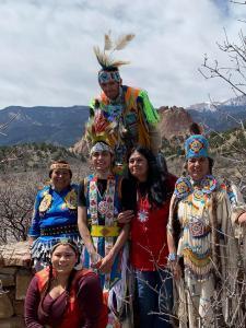Seven Falls Indian Dancers
