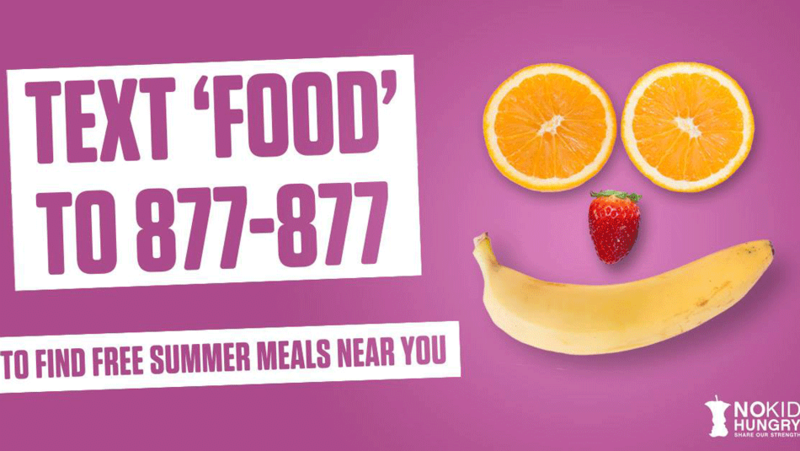 Summer Meal Information Featured Photo