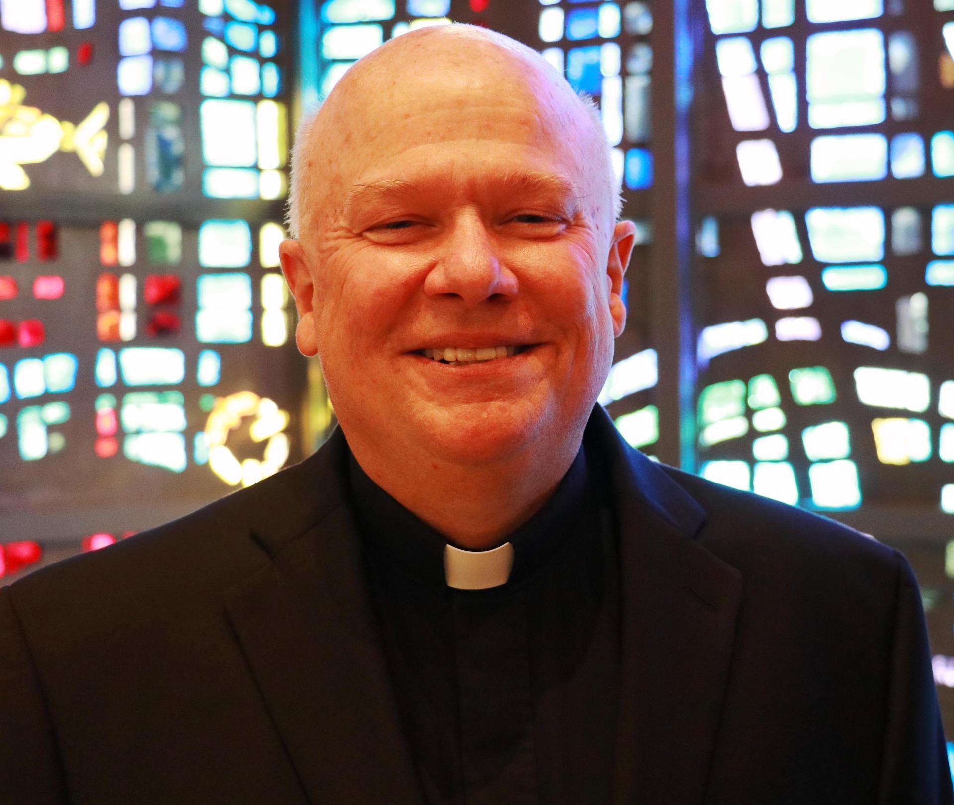 Fr. Jim Livingston
