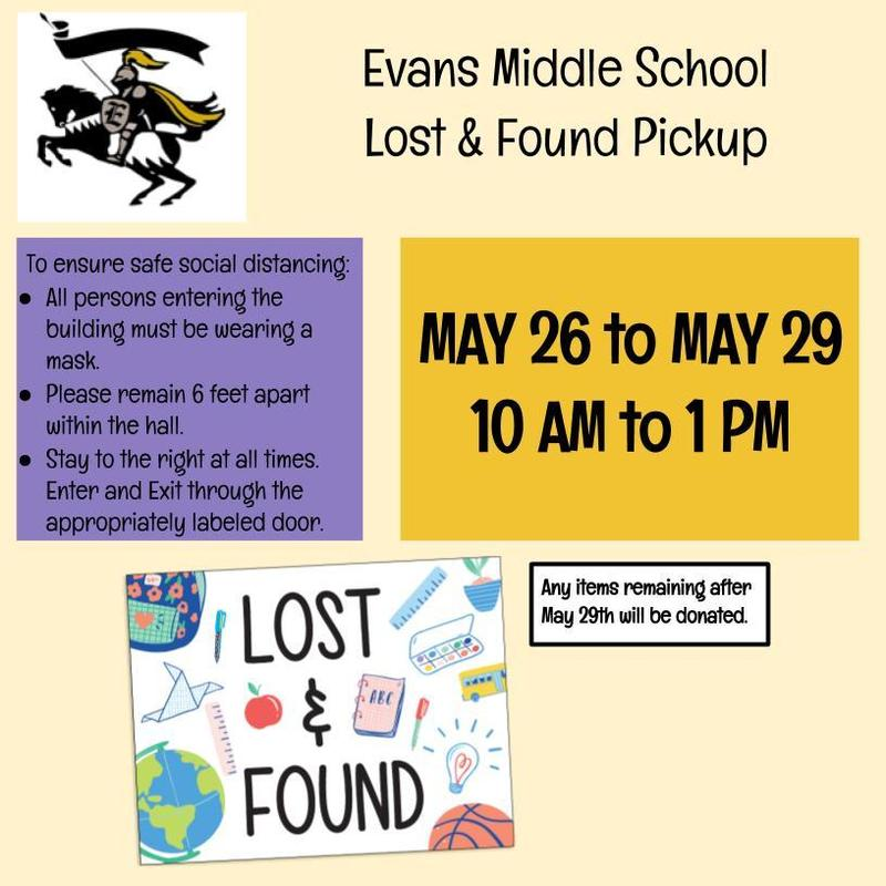 lost and found ems